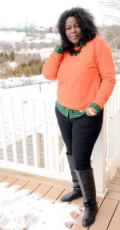Plus size fashion for women #ASSACISSE #mycurvesandcurls