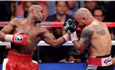 Mayweather would expose Pacquiao