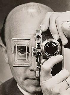 Umbo, Self-Portrait, 1952