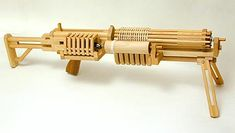 504 round rubberband gatling gun!