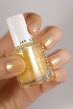 essie as gold as it gets - photo #43