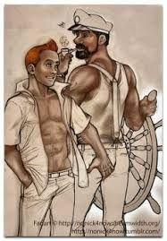 Résultats de recherche d'images pour « tintin et haddock gay »
