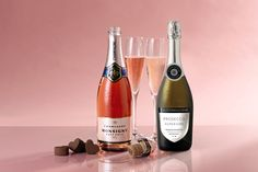 A chilled glass of Champagne Valentines Day Wishes, Valentine Treats, Aldi S, Glass Of Champagne, Finding Yourself, Drink, Bottle, Food, Products