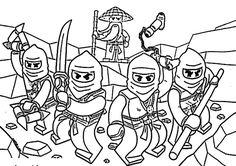 ausmalbilder ninjago 01