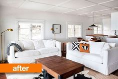Before & After: A Renovated Cabin Reveal — Design *Sponge