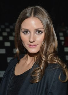 Olivia Palermo Olivia Palermo attends the Diane Von Furstenberg Fall 2013 fashion show during Mercedes-Benz Fashion at The Theatre at Lincoln Center on February 10, 2013 in New York City.