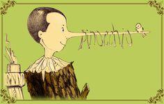 #pinocchio  Osteria di Pinocchio  Illustrazioni di Elena Bartolini
