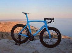 Pinarello F10 Lightweight blue