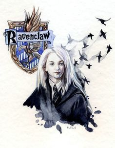 I took 2 tests and I got Ravenclaw as my house. I also got Luma Lovegood as my character
