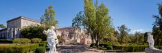 NATIONAL PALACE AND GARDENS OF QUELUZ Sintra, Portugal Latitude N 38º 45' 1.92'' Longitude W 9º 15' 25.06''