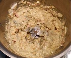Rezept Eiersalat Ratz-Fatz von biggischu - Rezept der Kategorie Vorspeisen/Salate