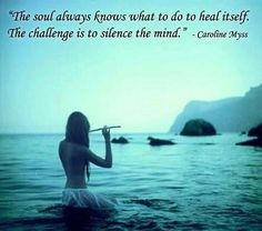Mind, body & soul connection