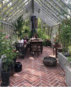 small Garden room 5 Aug Dreaming of summer in victoriaskoglund garden house with Stiltje beautiful tiles. Victoria is not only the creator of Outdoor Rooms, Outdoor Gardens, Outdoor Living, Outdoor Decor, Garden Cottage, Home And Garden, Garden Tiles, Backyard Greenhouse, Greenhouse Plans