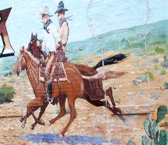 Wall Mural in Fort Worth, Texas Mural Art, Wall Murals, Wall Art, Fort Worth, Graffiti, Street Art, Moose Art, Sidewalk, Texas