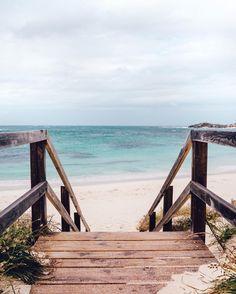 Stairs to heaven  #lagoon #beach #nature #westcoast #wa #australia #rottnest #island #whitesand #beautiful #photography #stairs #heaven #blue #teal #turquoise #clearwater #wild #ocean #travel #explore #outdoors #adventure