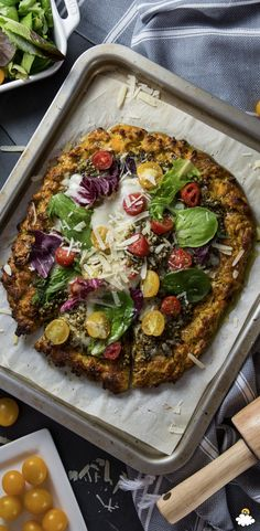 This Squash Pizza Recipe is surprisingly delicious. You'll never feel guilty eating our Squash Pizza because it's packed with healthy ingredients like ground flax, squash, and whole-wheat flour. Don't just take our word for it, give this seriously yummy Squash Pizza Recipe a try!