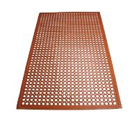 Use anti-fatigue floor mats to reduce strain on your employees in any commercial workplace! FAST shipping on anti-fatigue mats for your kitchen or bar! Janitorial Supplies, Grease, Floor Mats, Pallet, Outdoor Blanket, Flooring, Red, Farmhouse Rugs, Palette