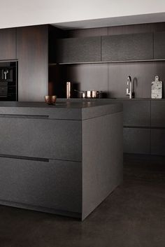 Prodigious Unique Ideas: Minimalist Interior Home Couch minimalist kitchen design big.Minimalist Kitchen Organization Drawers minimalist home interior inspiration. Kitchen Remodel Countertops, Interior, Luxury Kitchens, Kitchen Remodel, Contemporary Kitchen Design, Contemporary Kitchen, Minimalist Decor, Modern Kitchen Design, Kitchen Design