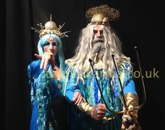 Water & Under The Sea Themed Entertainment - London and UK Corporate Entertainment, Under The Sea, Corporate Events, How To Introduce Yourself, Sea Shells, Bring It On, Princess Zelda, Moon, Ocean