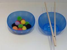 montessori activities for itty bitty ones