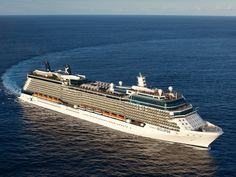 Best Celebrity cruise ship:  Eclipse