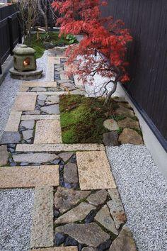 Japanese Garden Design Idea
