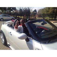 Goodbye Mini Coupe... Hello Mini Roadster!! #TeamMINI