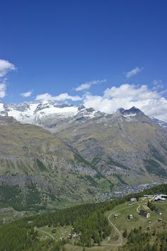 Zermatt, Switzerland | UFOREA.org | The trip you want. The help they need.