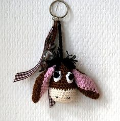 Eeyore - free pattern (click on link for pattern). so sweet, lovely share xox.