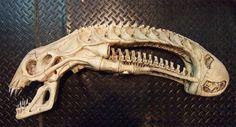 xenomorph skull 2 pic on Design You Trust