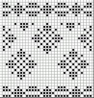 Grid pattern: