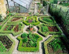 The Designer's Muse: The Perfect Potager