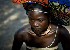 Mucubal woman - Angola | Flickr – Compartilhamento de fotos!