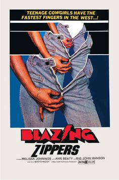 BLAZING ZIPPERS Book Posters, Movie Posters, Poster Wall, Poster Prints,  Poster Making