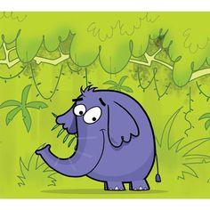 Eric the Elephant - Gary Swift
