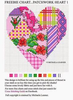 вышивка крестиком - Самое интересное в блогах