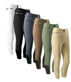 Equetech Snaffle High Waist Breeches | Equestrian Clothing | Equetech--YUM!!