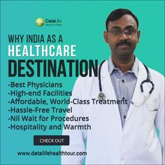 DataLife Health Tours Your Expert Guide to Affordable, High-Quality Health Care in India