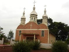Igreja ucraniana de Borboleta Abaixo, em Pitanga