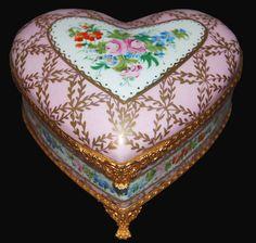 French Limoges porcelain