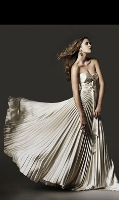 The Cosette dress by Johanna Johnson
