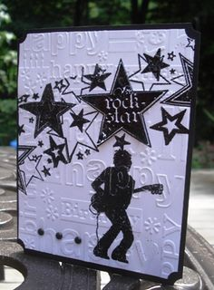 TLC281 Extreme Embossing by justampin - Cards and Paper Crafts at Splitcoaststampers
