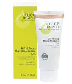 Our Ten Favorite Eco-Friendly Beauty {Juice Beauty}