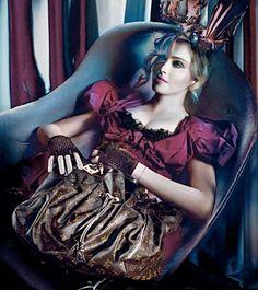 Madonna for Louis Vuitton autumn-winter 2009