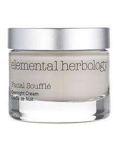 Elemental Herbology Facial Souffle Overnight Cream - Elemental Herbology