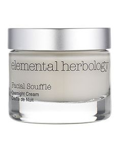 Elemental Herbology Facial Souffle Overnight Cream - Elemental Herbology