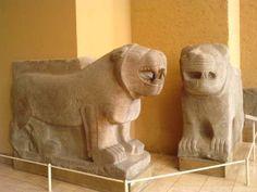 Estatuas hititas - Museo de Pérgamo (Berlín)