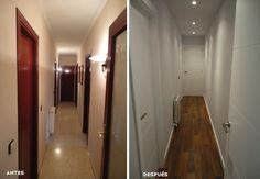 Reforma de la casa entera: antes y despues... espectacular!