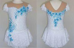 Competition Dress :: Tinas Skate Wear Figure Skating Dresses
