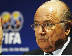 FIFA marketing partners want Blatter out